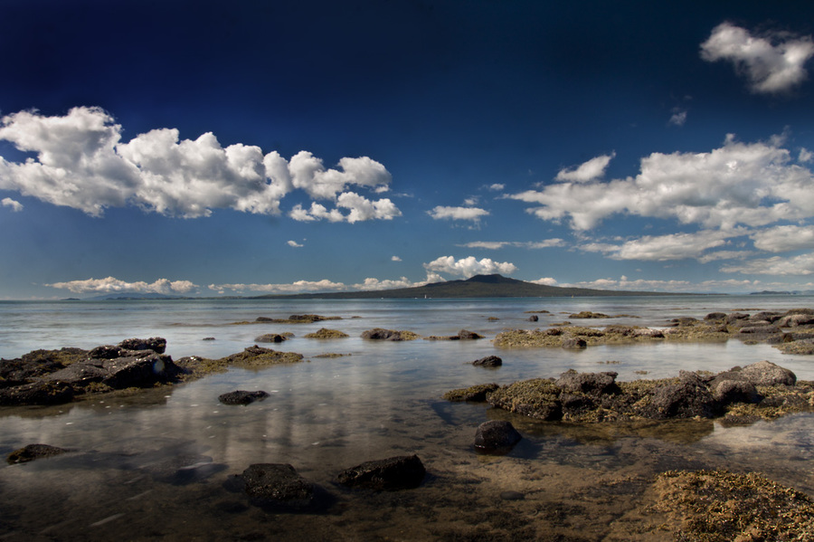 Landscape photography in Auckland